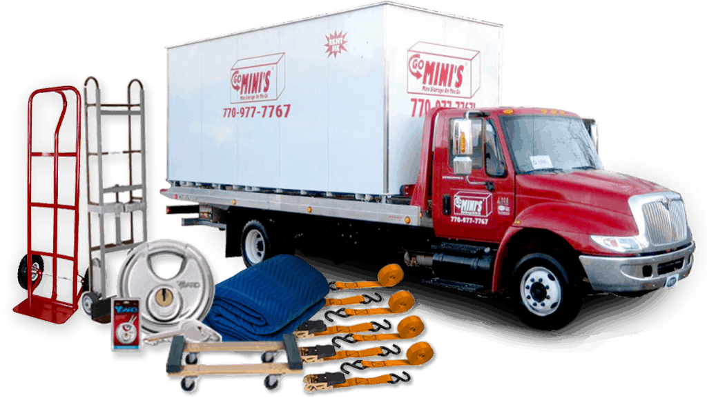 Best Atlanta Portable Storage Units & Moving Containers ...